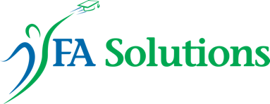 FA Solutions Financial Aid Consulting Logo